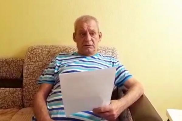 Виктор Александрович в 67 лет узнал, что у него ВИЧ