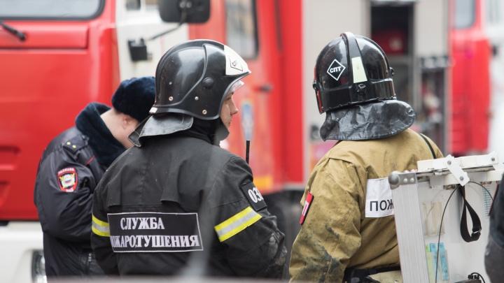 МЧС закупит бронированную пожарную машину в город у границы с Украиной