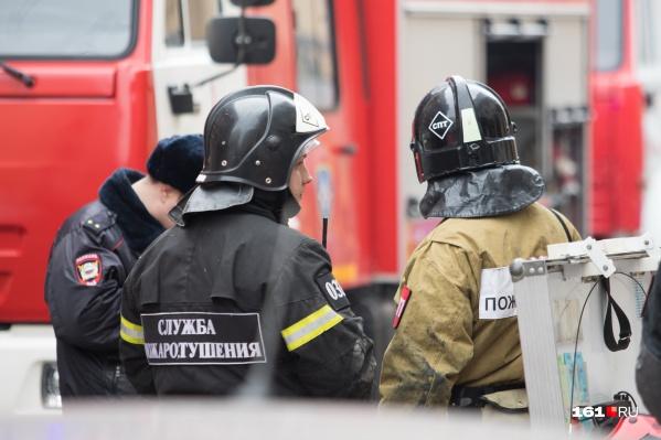 Всего закупят 12 машин для пожарных по всей стране