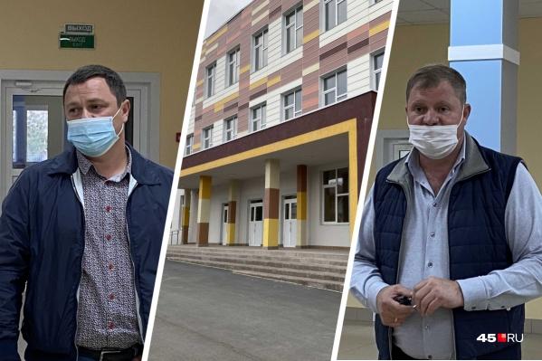 Когда разрешится ситуация с новой школой в Кетово, по-прежнему неизвестно