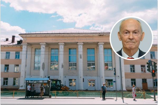 Владимир Григорьевич работал в медицинском университете с 1968 года