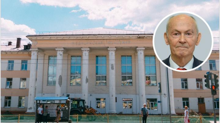 79-летний профессор кафедры ОмГМУ скончался от коронавируса