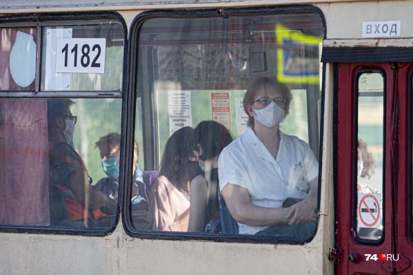 """Общественный транспорт перестанет ходить по проспекту с вечера пятницы, <nobr class=""""_"""">25 июня</nobr>"""