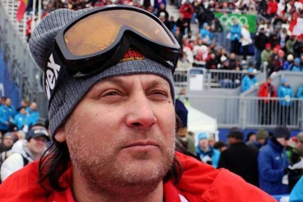 Артур Злобин,старший тренер сборной команды России по сноуборду