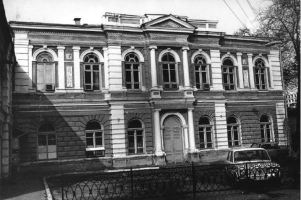 """Музей в этом здании открыли в <nobr class=""""_"""">1910 году</nobr>"""