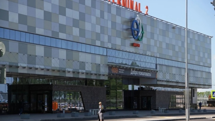 В Уфе вынужденно сел самолет, летевший из Челябинска в Симферополь