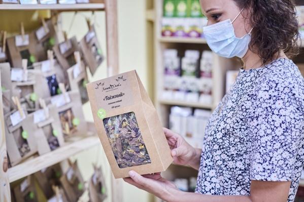 С 18 по 22 июня в магазинах алтайских товаров можно будет получить чай в подарок при любой покупке