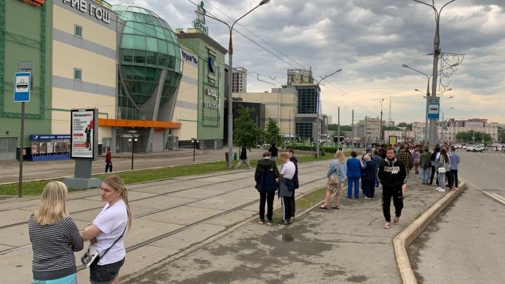 В Перми эвакуировали торговые центры «СпешиLove» и «Семья»