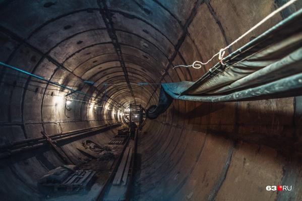 Прокладку тоннеля планируют начать после 2023 года