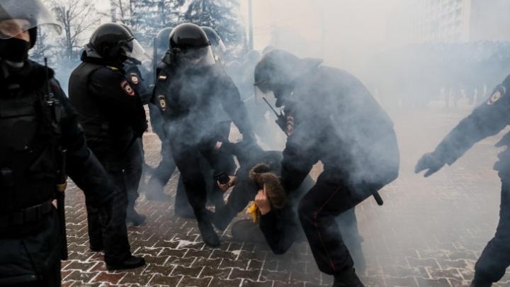Больше 300 участников январских митингов привлекли к ответственности в Красноярске. Общий размер штрафов— 3миллиона