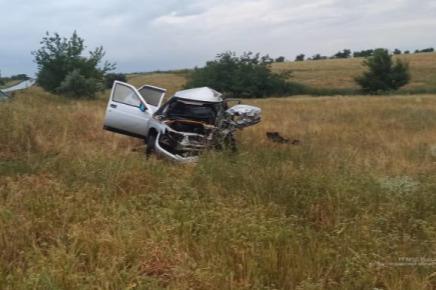 Молодой дончанин устроил ДТП в Волгоградской области: двое погибли, двое ранены