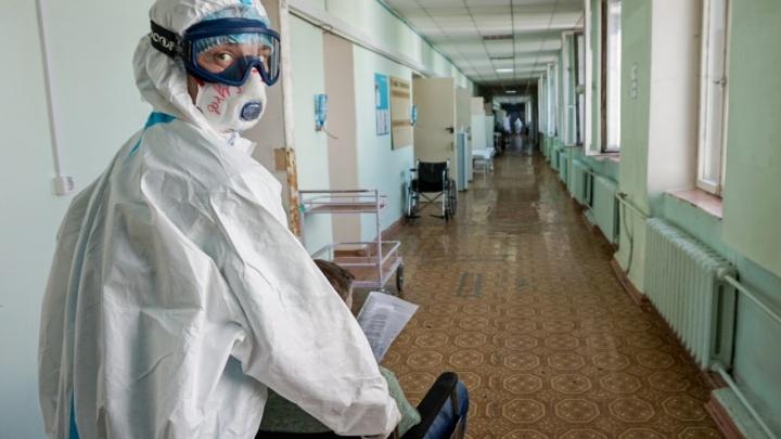 Министр здравоохранения Красноярского края озвучил срок начала четвертой волны коронавируса