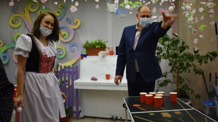 В Новосибирске отпраздновали Октоберфест. Что там происходило