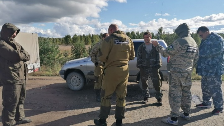 За субботу в Омской области пропали пятеро детей