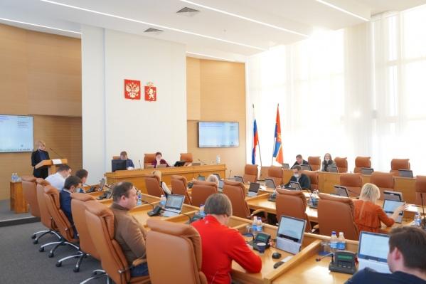 Депутаты горсовета войдут в межведомственную координационную группу по школьному питанию
