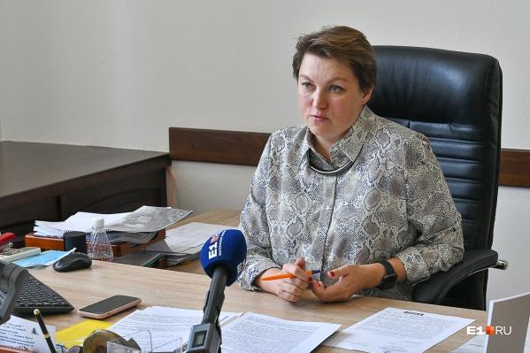 Екатерина Сибирцева расскажет, как будем учиться в 2021–2022 году