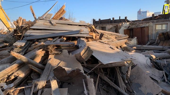 В Перми ищут подрядчика для сноса 12 аварийных домов. Карта