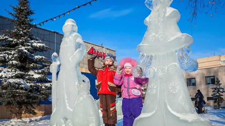 Сургут готовится к Новому году: администрация заключила контракт на строительство ледового городка