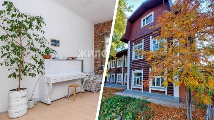 Столетний шик: как выглядит жилье в домах, которые были построены еще во времена Новониколаевска (обзор вариантов)