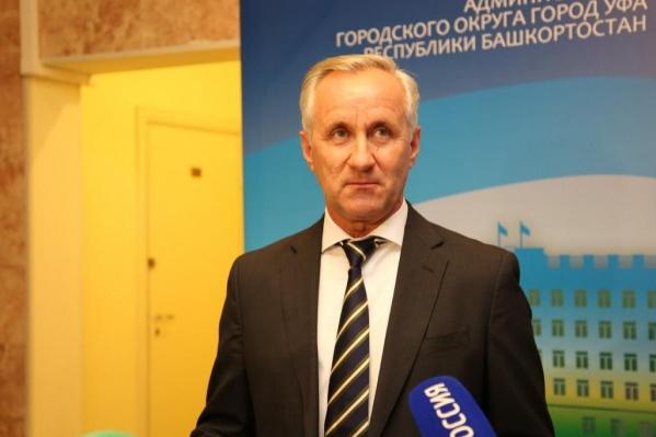 Греков с прошлого года работал врио главы города