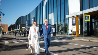 «Кузбасс мне ближе»: интервью с женой губернатора о работе, семье и отношении к региону