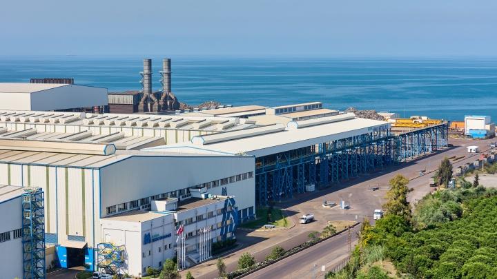 MMK Metalurji возобновил работу горячего комплекса в Турции