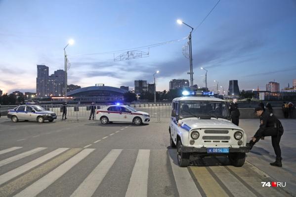 В этом году о перекрытии в центре Челябинска на Первомай власти сообщили за месяц