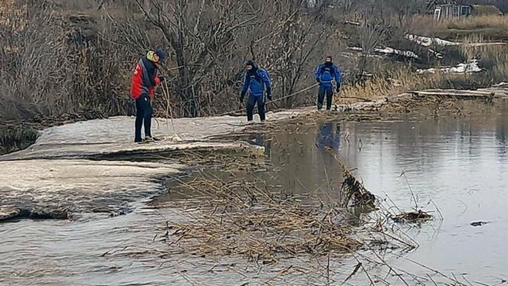 «Не дошел 100 метров до дома»: на реке в Самарской области утонул мужчина