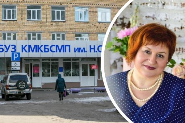 Елена Николаевна проработала в БСМП больше 20 лет и всегда была отзывчива к коллегам
