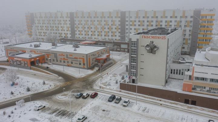 Это компетенция облздрава и главврача: Волгоградский фонд ОМС открестился от сокращения коек в сосудистом отделении больницы № 25