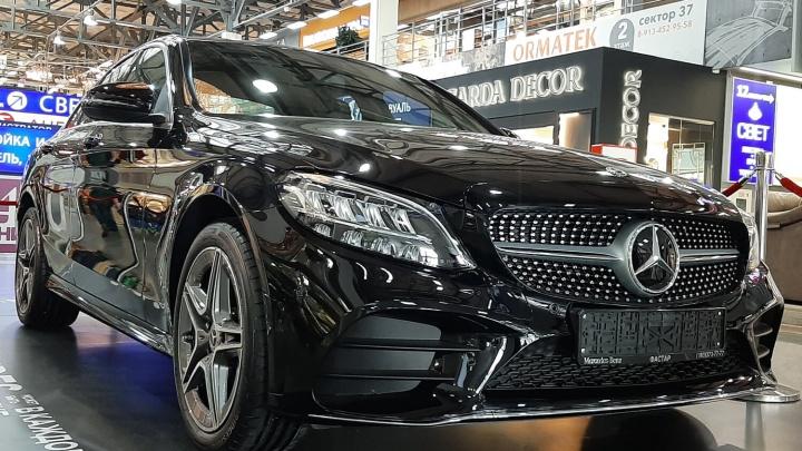 ТВК «Большая Медведица» подарит Mercedes-Benz C200 — что нужно сделать, чтобы выиграть