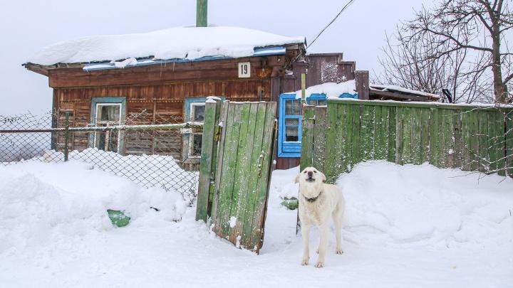 Власти Уфы раскрыли порядок изъятия домов, подлежащих сносу ради строительства новой дороги от Комсомольской до Салаватки