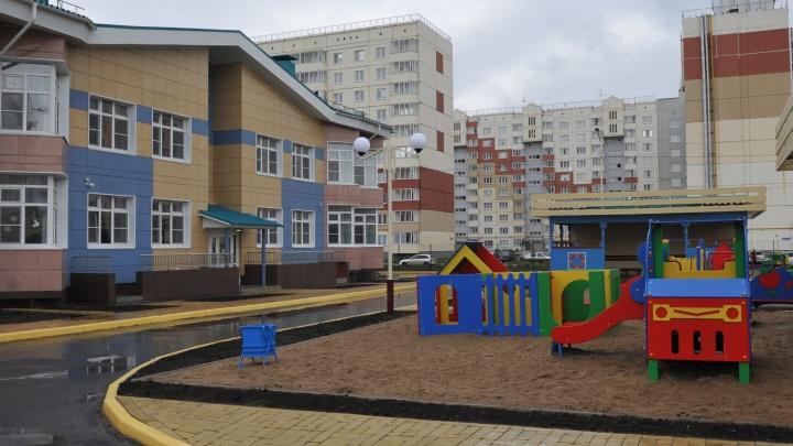 В Амурском-2 не хватает мест в детском саду