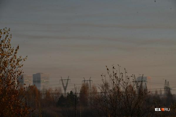 Загрязненный воздух зафиксировали уже в нескольких районах мегаполиса