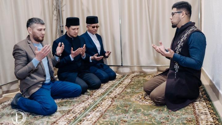 В лайфстайл-центре «Башкортостан» открылась мусульманская молельня