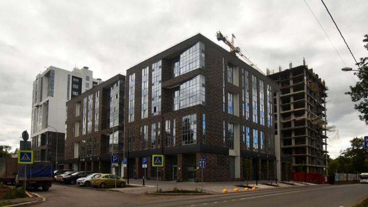 Ижевская компания, которая строит ЖК «Ньютон», купила в Перми целый квартал около ДКЖ