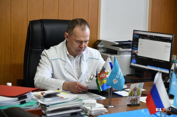 Ранее мы дали возможность нашим читателям задать вопросы главному врачу Свердловского онкоцентра. Публикуем ответы