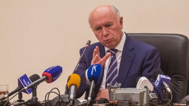 Бывшим губернаторам Самарской области хотят запретить поездки за счет бюджета