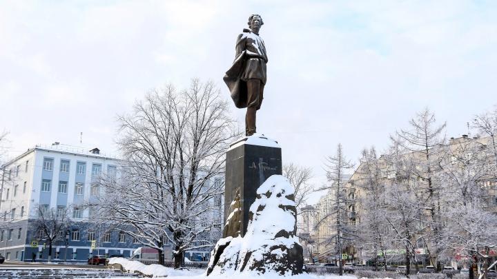 Благоустройство площади Горького начнется уже в феврале. Аукцион выиграла московская компания