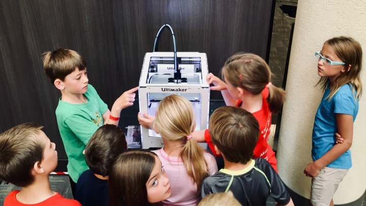 Робот vs человек: как в Самаре прививают интерес к инженерным специальностям со школьной скамьи