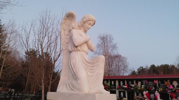 Это важно живым: северяне стали чаще посещать захоронения умерших родственников в колумбарии «Вечность»