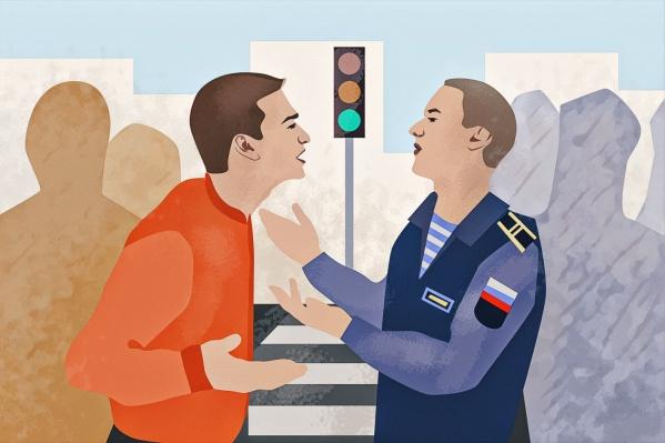Конфликт студентов военного вуза и случайных прохожих в Питере обсуждала вся страна
