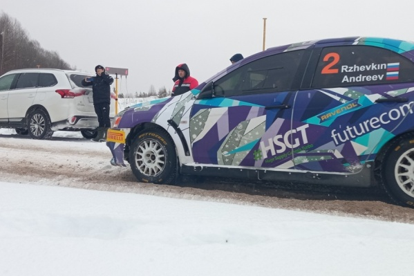 Регистрация участников автогонки началась 8 января