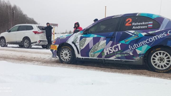 В Прикамье из-за соревнований по ралли перекроют две дороги