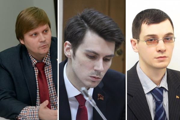 На троих годовой доход Морозкова, Лебедева и Воробьёва не превышает миллиона рублей