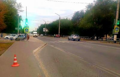 В Самарской области автомобилист сбил ребенка на тротуаре и сбежал