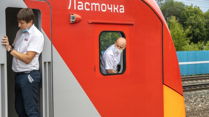 Электричку «Ласточка» пустили по маршруту Самара — Сызрань: расписание