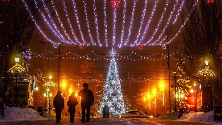 Волгоград до сих пор не оклемался после новогодней ночи
