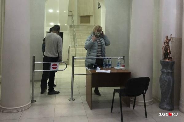 Решение Светлане Шишкановой вынес Кировский районный суд