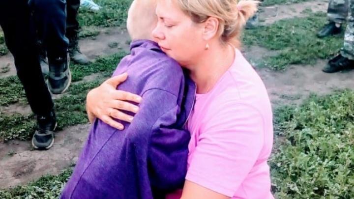 Пропавшего накануне немого мальчика нашли в 20 километрах от его села